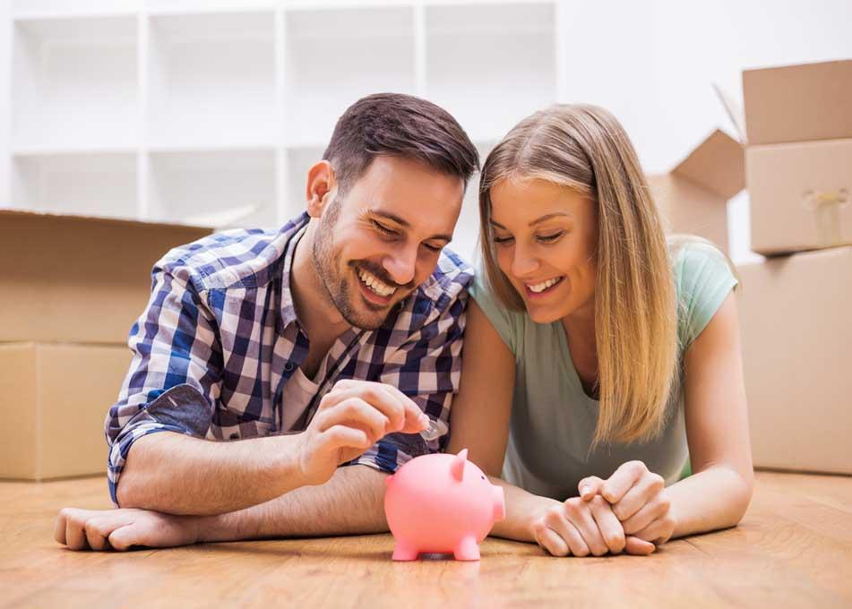 Immobilie Hauskauf Sparen