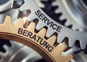 Service und Beratung Finanzierung